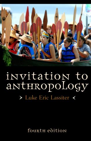 Cover image for the book Invitation to Anthropology, Fourth Edition