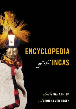 Cover image for the book Encyclopedia of the Incas