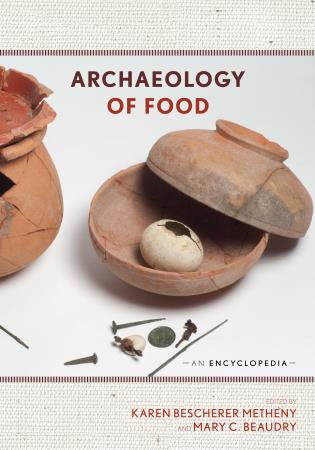 Cover image for the book Archaeology of Food: An Encyclopedia, 2 Volumes