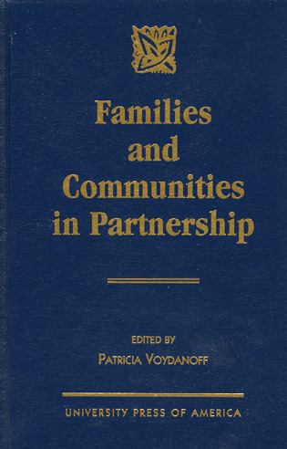 Cover image for the book Families and Communities in Partnership