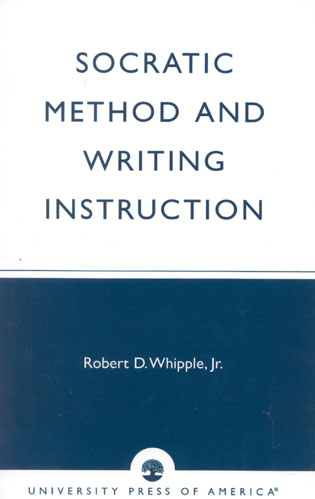 Cover image for the book Socratic Method and Writing Instruction