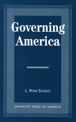 Cover image for the book Governing America