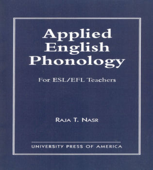 Cover image for the book Applied English Phonology: For ESL/EFL Teachers