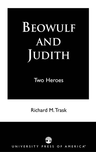 Cover image for the book Beowulf and Judith: Two Heroes
