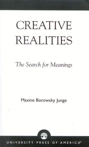 Cover image for the book Creative Realities: The Search for Meanings