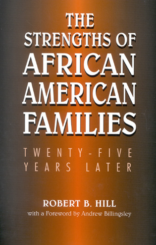 Cover image for the book The Strengths of African American Families: Twenty-Five Years Later