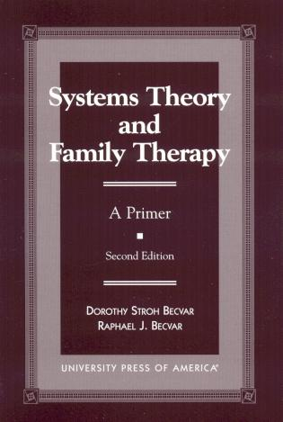 Cover image for the book Systems Theory and Family Therapy: A Primer, Second Edition
