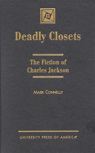 Cover image for the book Deadly Closets: The Fiction of Charles Jackson