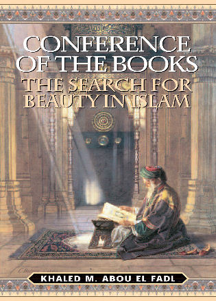Cover image for the book Conference of the Books: The Search for Beauty in Islam