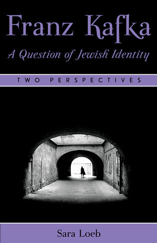 Cover image for the book Franz Kafka: A Question of Jewish Identity: Two Perspectives