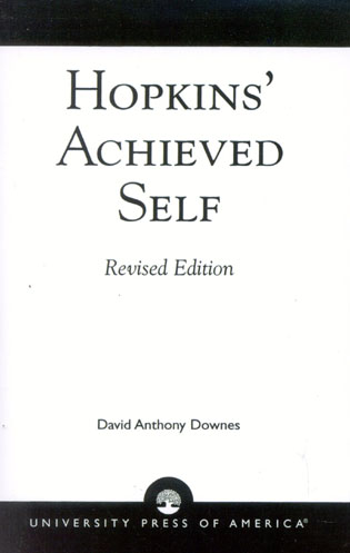 Cover image for the book Hopkins' Achieved Self, Revised Edition