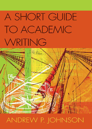 Cover image for the book A Short Guide to Academic Writing