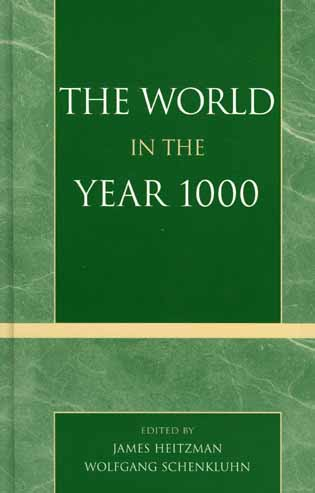Cover image for the book The World in the Year 1000