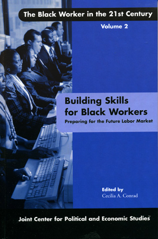 Cover image for the book Building Skills for Black Workers: Preparing for the Future Labor Market