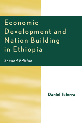 Cover image for the book Economic Development and Nation Building in Ethiopia
