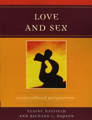 Cover image for the book Love and Sex: Cross-Cultural Perspectives