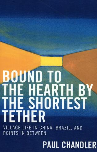 Cover image for the book Bound to the Hearth by the Shortest Tether