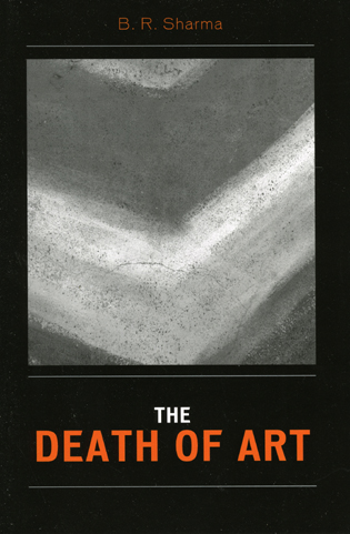 Cover image for the book The Death of Art
