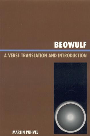 Cover image for the book Beowulf: A Verse Translation and Introduction