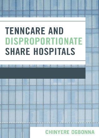 Cover image for the book TennCare and Disproportionate Share Hospitals