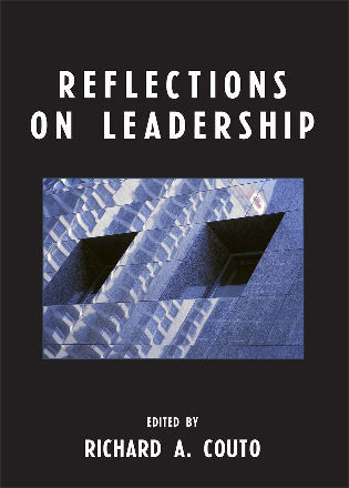 Cover image for the book Reflections on Leadership
