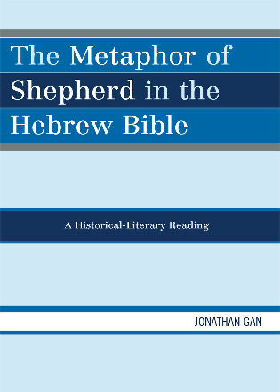 Cover image for the book The Metaphor of Shepherd in the Hebrew Bible: A Historical-Literary Reading