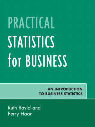 Cover image for the book Practical Statistics for Business: An Introduction to Business Statistics