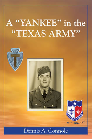 Cover image for the book A 'Yankee' in the 'Texas Army'