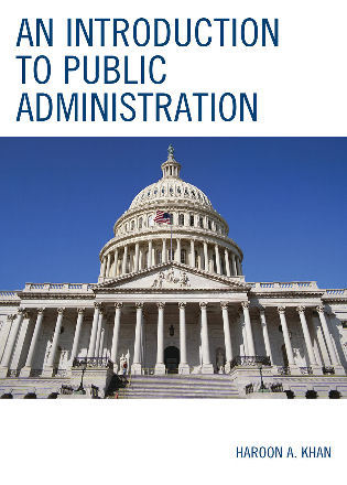 Cover image for the book An Introduction to Public Administration
