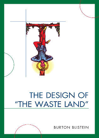 Cover image for the book The Design of The Waste Land
