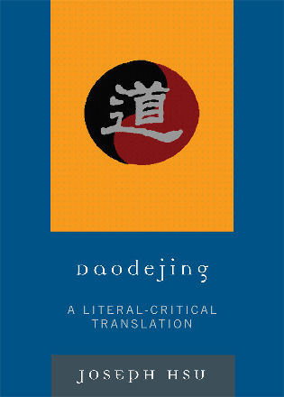 Cover image for the book Daodejing: A Literal-Critical Translation