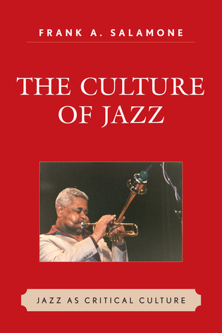 Cover image for the book The culture of jazz: jazz as critical culture
