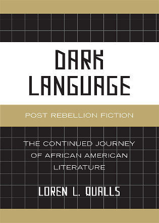 Cover image for the book Dark Language: Post Rebellion Fiction
