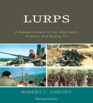Cover image for the book Lurps: A Ranger's Diary of Tet, Khe Sanh, A Shau, and Quang Tri, Revised Edition