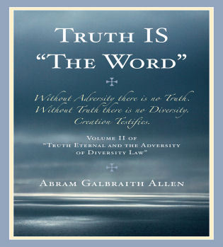 Cover image for the book Truth IS: 'The Word'