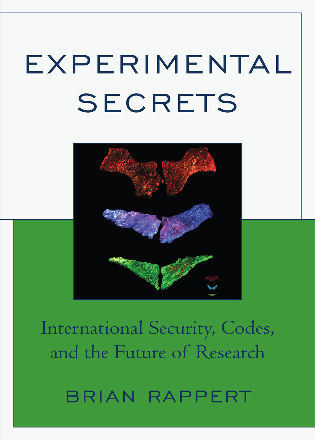 Cover image for the book Experimental Secrets: International Security, Codes, and the Future of Research