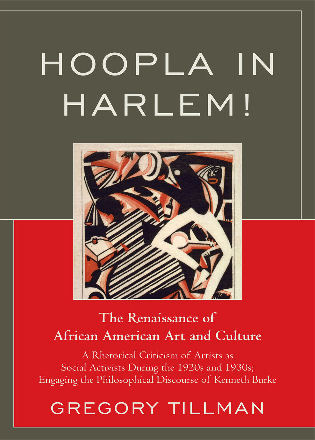 Cover image for the book Hoopla in Harlem!: The Renaissance of African American Art and Culture