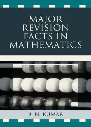 Cover image for the book Major Revision Facts in Mathematics