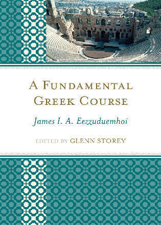 Cover image for the book A Fundamental Greek Course