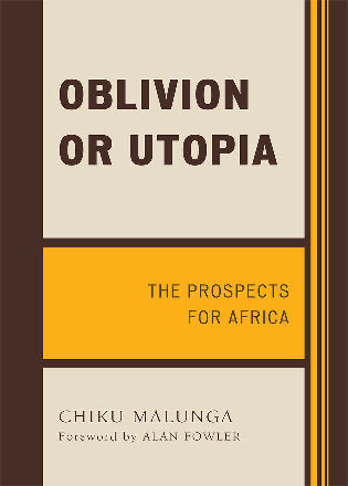 Cover image for the book Oblivion or Utopia: The Prospects for Africa