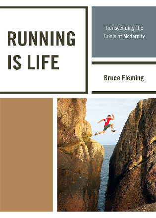 Cover image for the book Running is Life: Transcending the Crisis of Modernity