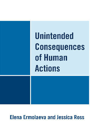 Cover image for the book Unintended Consequences of Human Actions