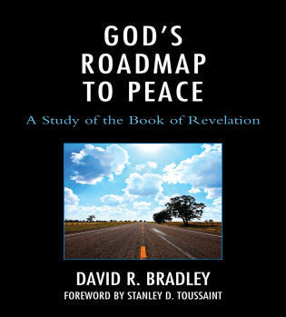 Cover image for the book God's Roadmap to Peace: A Study of the Book of Revelation