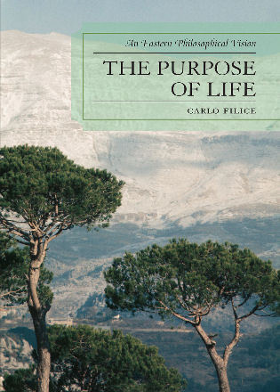 Cover image for the book The Purpose of Life: An Eastern Philosophical Vision