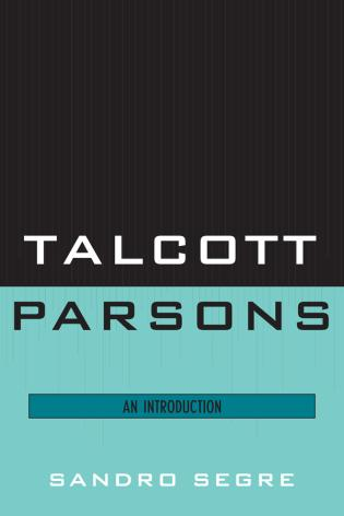 Cover image for the book Talcott Parsons: An Introduction