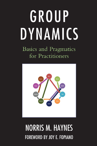 Cover image for the book Group Dynamics: Basics and Pragmatics for Practitioners