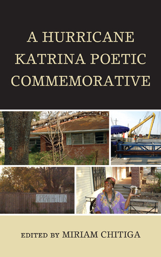 Cover image for the book A Hurricane Katrina Poetic Commemorative