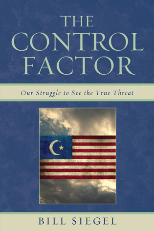 Cover image for the book The Control Factor: Our Struggle to See the True Threat