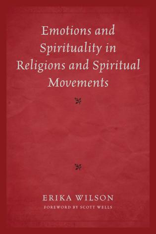 Cover image for the book Emotions and Spirituality in Religions and Spiritual Movements