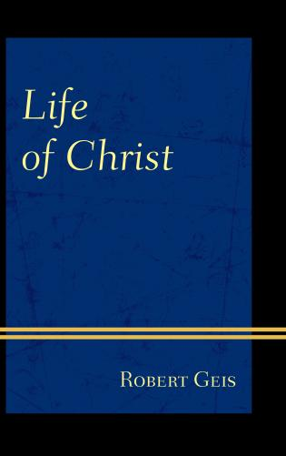 Cover image for the book Life of Christ